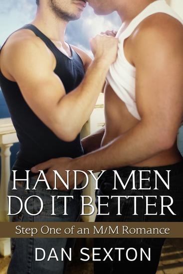 Handy Men Do It Better - Handy Men #1 - cover