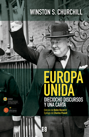 Europa unida - Dieciocho discursos y una carta - cover