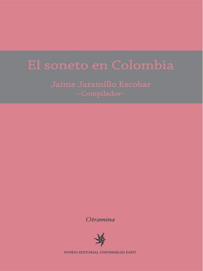 El soneto en Colombia - cover