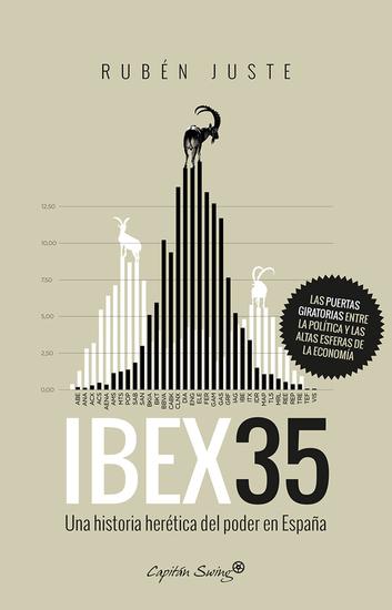 IBEX 35 - Una historia herética del poder en España - cover