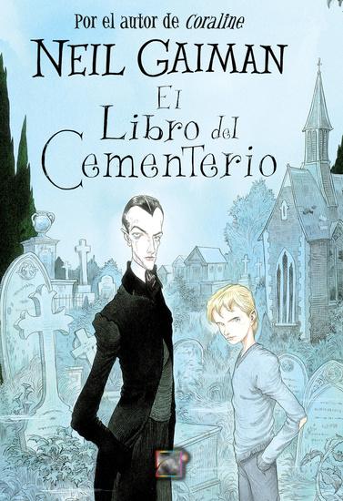 El libro del cementerio - cover
