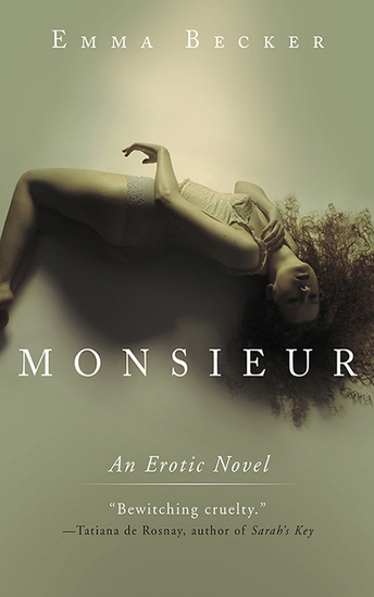 Monsieur - An Erotic Novel - cover