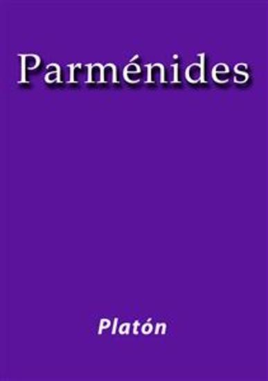 Parménides - cover
