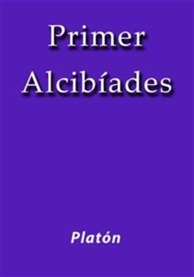Primer Alcibíades - cover