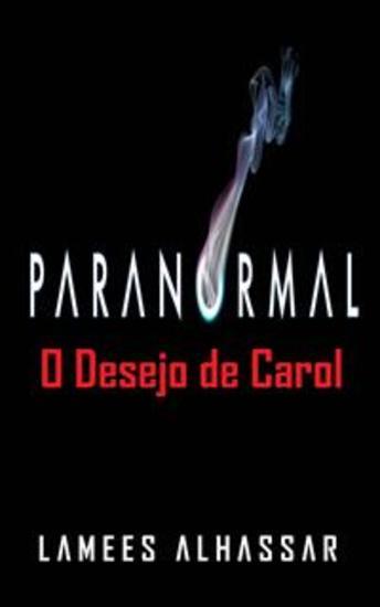 Paranormal: O Desejo De Carol - cover