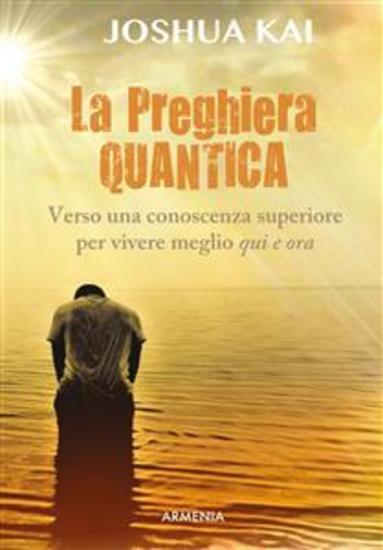La preghiera quantica - cover