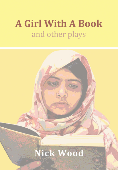 A Girl With A Book and Other Plays - cover