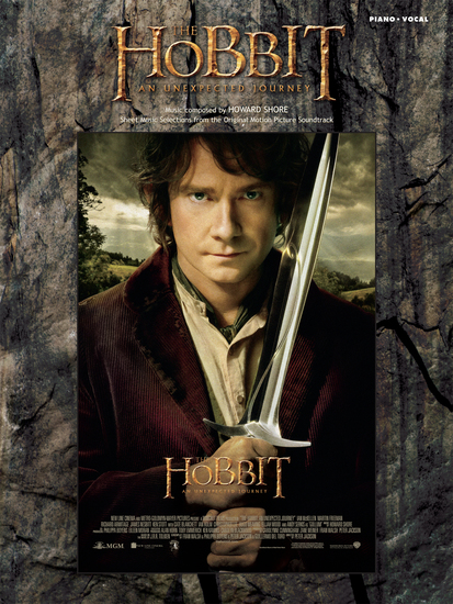 The Hobbit: An Unexpected Journey - cover