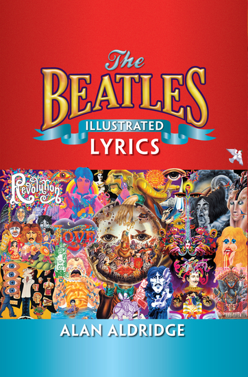 The Beatles Illustrated Lyrics - cover
