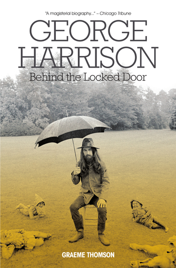 George Harrison: Behind The Locked Door - cover