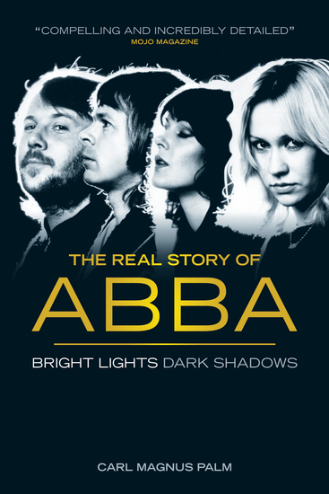 Abba: Bright Lights Dark Shadows - (New Edition) - cover
