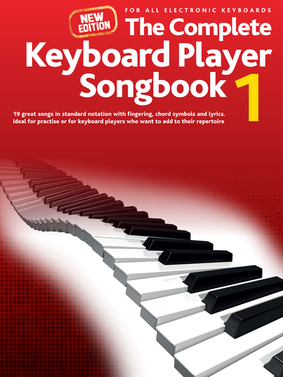 Complete Keyboard Player: New Songbook 1 - cover