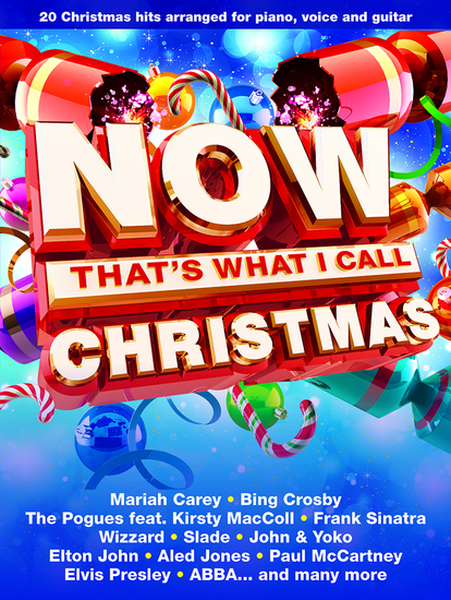 Now That's What I Call Christmas - cover