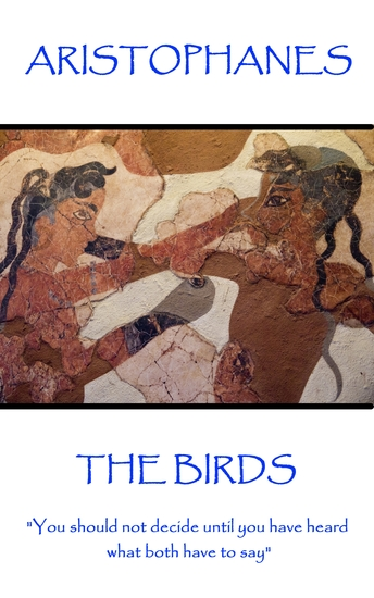 """The Birds - """"You should not decide until you have heard what both have to say"""" - cover"""