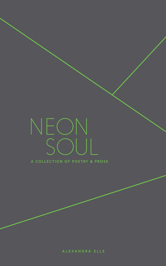 Neon Soul - A Collection of Poetry and Prose - cover
