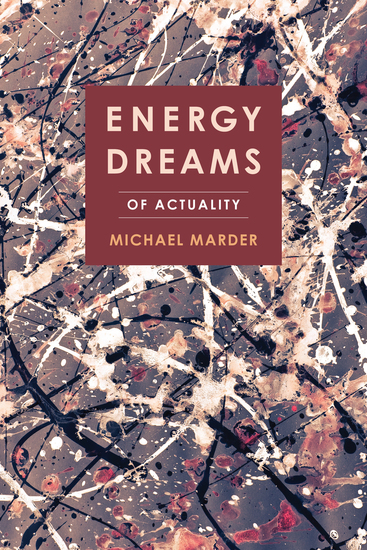 Energy Dreams - Of Actuality - cover