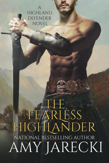 The Fearless Highlander - Highland Defender #1 - cover