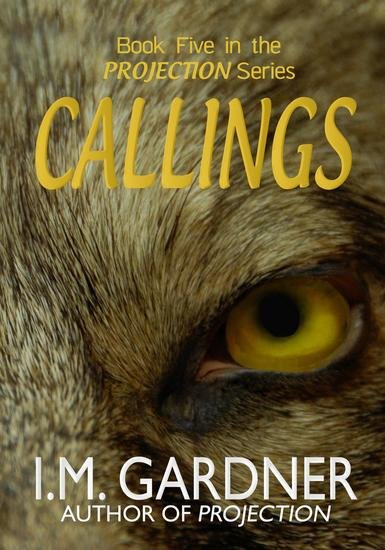 Callings - Projection #5 - cover