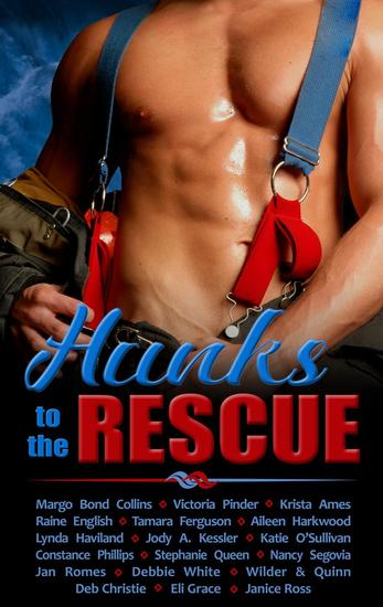 Hunks to the Rescue - cover
