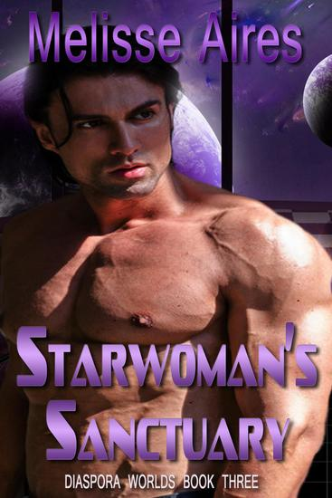 Starwoman's Sanctuary - Diaspora Worlds #3 - cover
