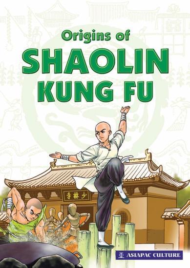 Origins of Shaolin Kung Fu - cover