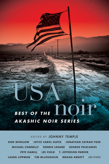 USA Noir - Best of the Akashic Noir Series - cover
