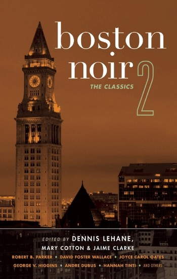 Boston Noir 2 - The Classics - cover
