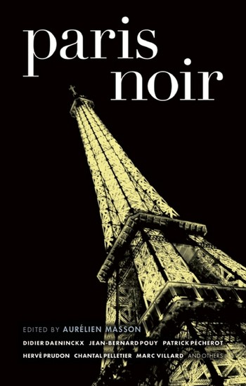 Paris Noir - cover