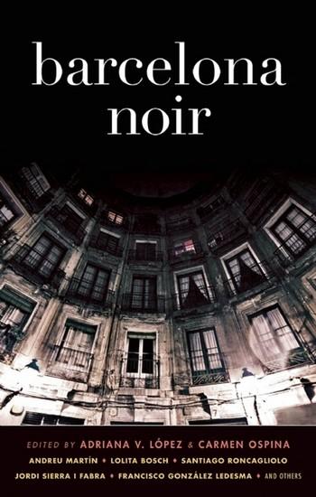 Barcelona Noir - cover