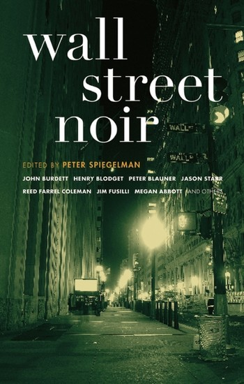 Wall Street Noir - cover