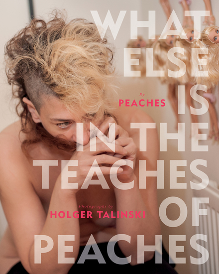 What Else Is in the Teaches of Peaches - cover