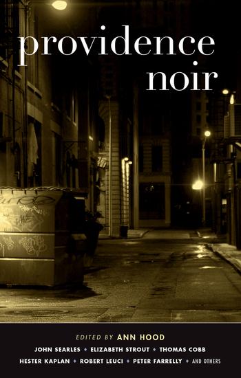 Providence Noir - cover