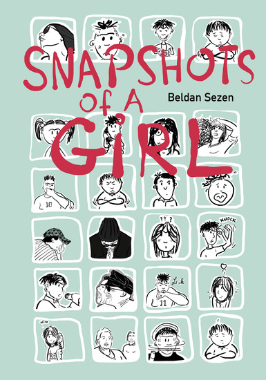 Snapshots of a Girl - cover
