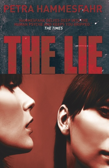 The Lie - cover