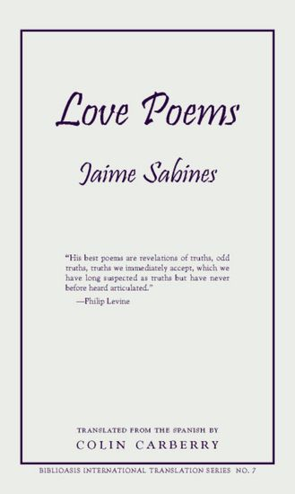 Love Poems - cover