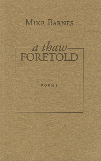 A Thaw Foretold - cover