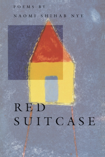 Red Suitcase - cover