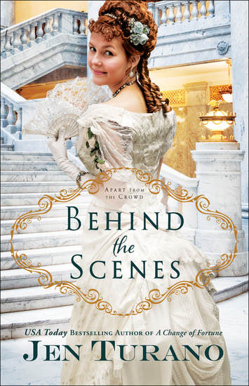 Behind the Scenes (Apart From the Crowd Book #1) - cover
