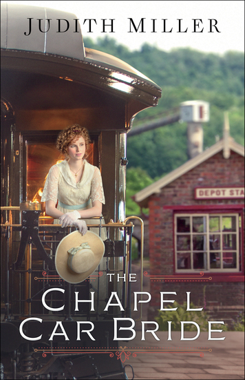 The Chapel Car Bride - cover