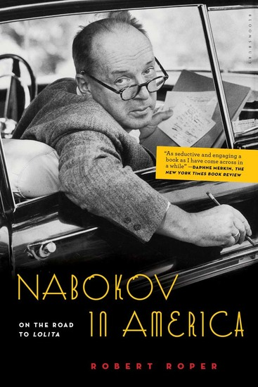 Nabokov in America - On the Road to Lolita - cover