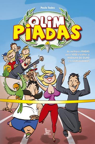 OlimPiadas - As melhores piadas - cover