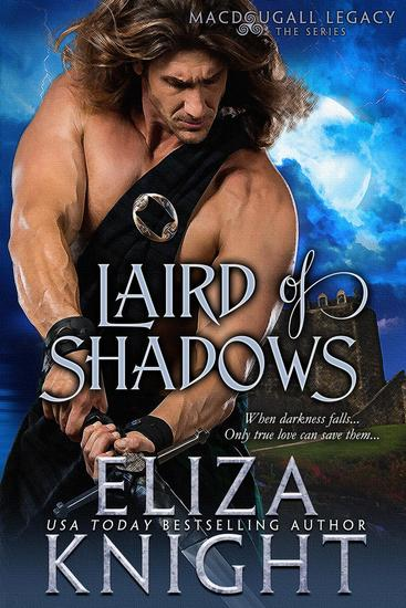 Laird of Shadows - cover