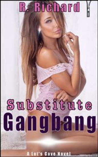 Substitute Gangbang - cover