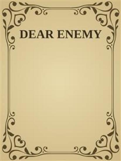 Dear Enemy - cover