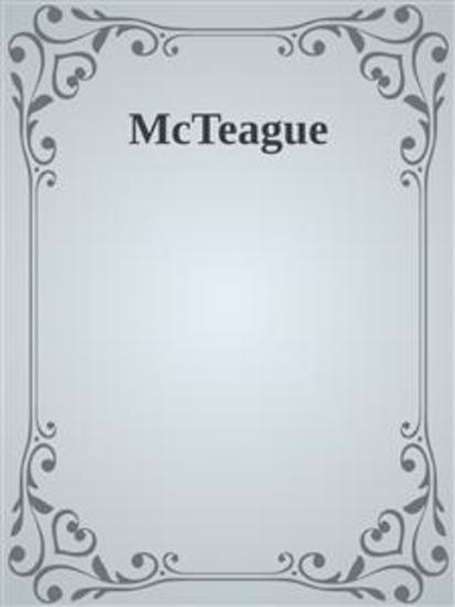 McTeague - cover