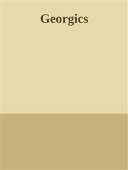 Georgics - cover