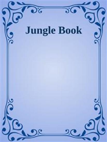 Jungle Book - cover