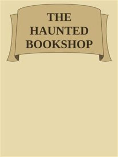 The Haunted Bookshop - cover