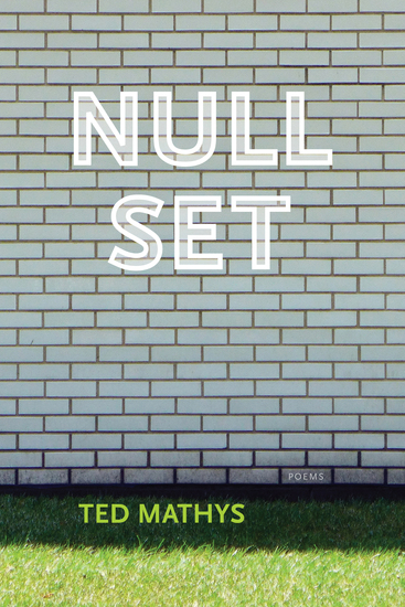 Null Set - cover