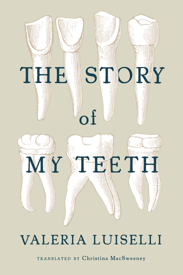 The Story of My Teeth - cover